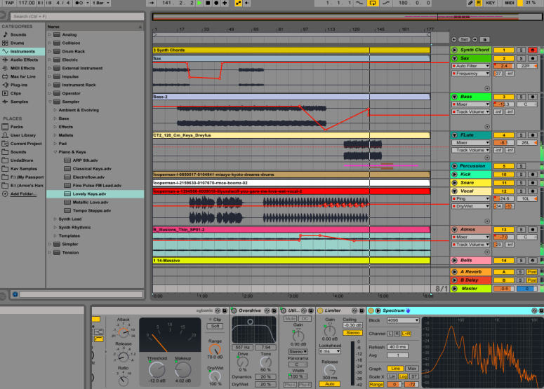 Wrath Ableton Project